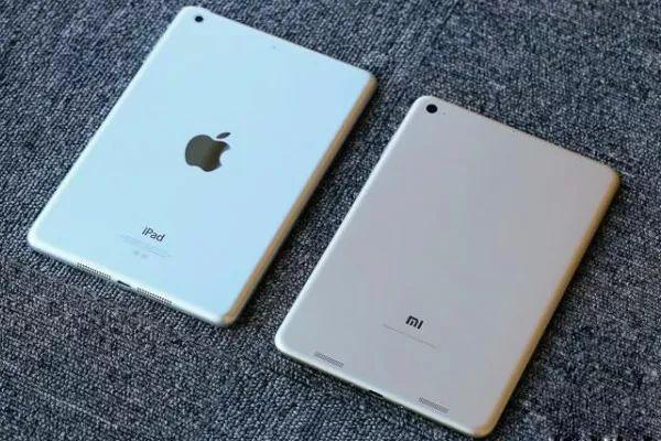 小米在欧申请Mi Pad商标被拒,因为与iPad太过相似!